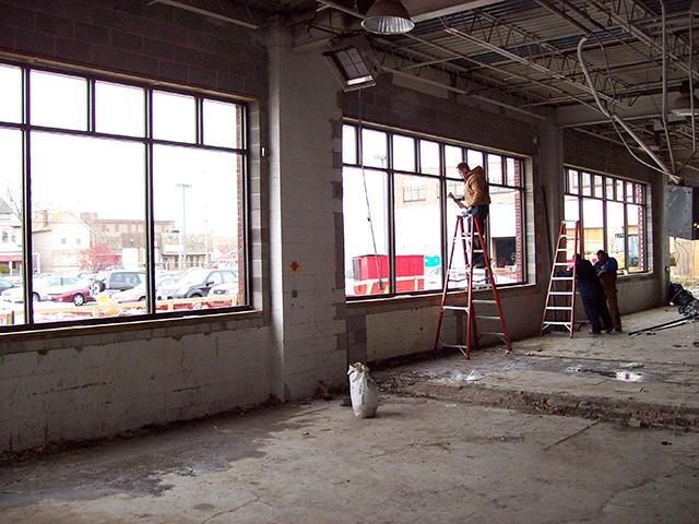 Demo work - W J Miller Builders