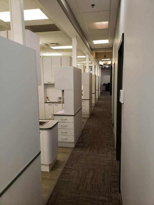New Finished Hallway - W J Miller Builders